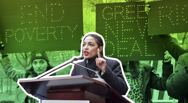 After Green New Deal goes down, Democrats try less ambitious approach to climate change