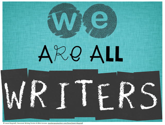 Blog post by Janiel Wagstaff about working to create a supportive community of writers at the beginning of the school year.