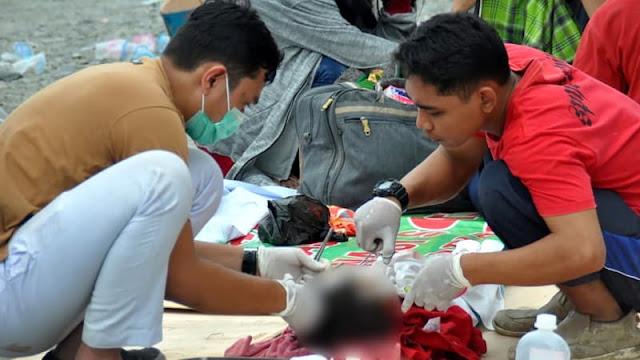 PB IDI Kerahkan Batalyon Kesehatan untuk Bantu Korban Gempa Palu