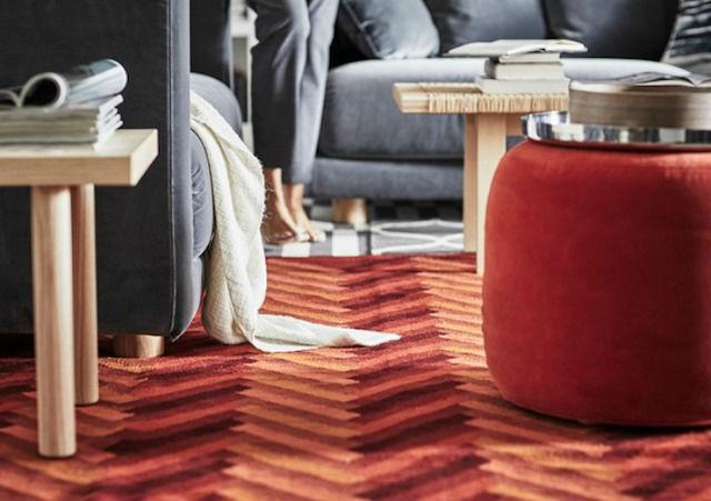 colección Ikea Stockholm 2017, alfombra