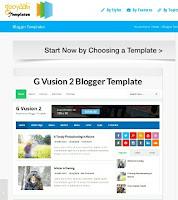 Cara Mengganti Template Bawaan Blogger Rasa Premium