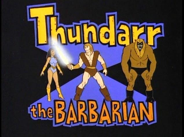 Quadripop As Origens Criativas De Thundarr The Barbarian