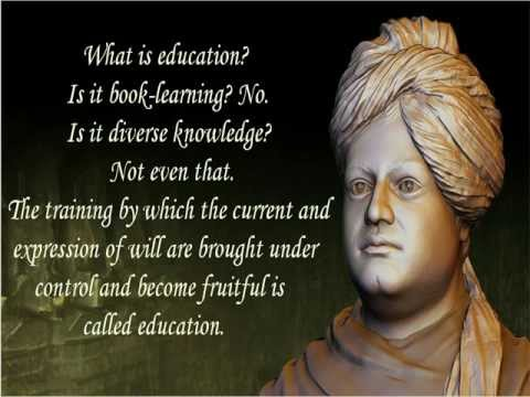 Trends Vcv Swami Vivekanandas Quotes On True Education