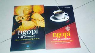 Buku Ngopi di Pesantren Toko  Buku Aswaja Surabaya