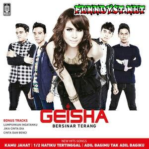 Geisha - Bersinar Terang (2014) Album cover