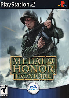 Medal of Honor Frontline (PS2) 2002