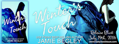 """""""Winter's Touch"""" Release Blast & Book #Giveaway @TastyBookTours   @Jamie_Begley"""