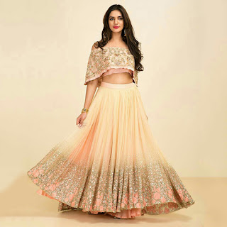 Outfit-Ideas-for-Indian-Wedding-Function-Capes1