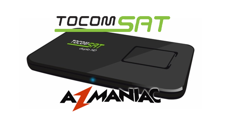 Tocomsat Duplo HD (Antigo)