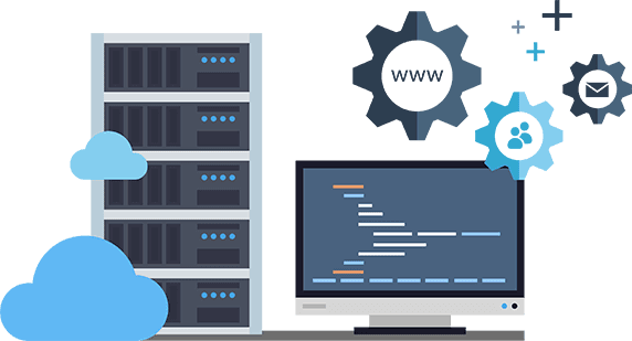 Register Domain and Hosting