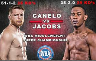 Canelo vs Jacobs Live Streaming