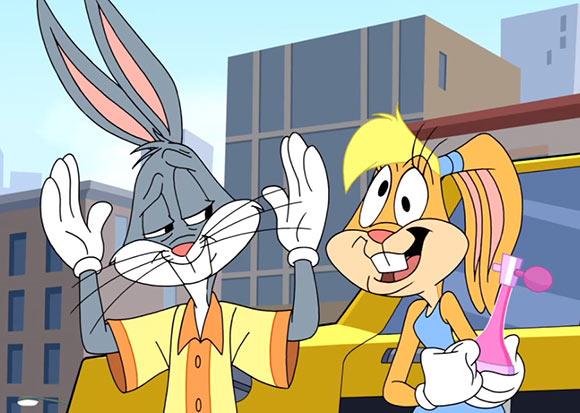 Looney Tunes Rabbit Run