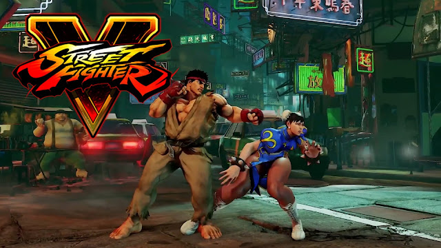 Street Fighter V Download Free Pc Game Full Version Pc