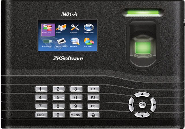 Perverting Embedded Devices - ZKSoftware Fingerprint Reader
