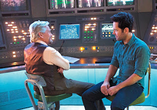 Michael Douglas Paul Rudd Ant-Man Marvel movie