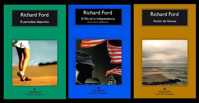 Resultado de imagen de richard ford trilogia bascombe