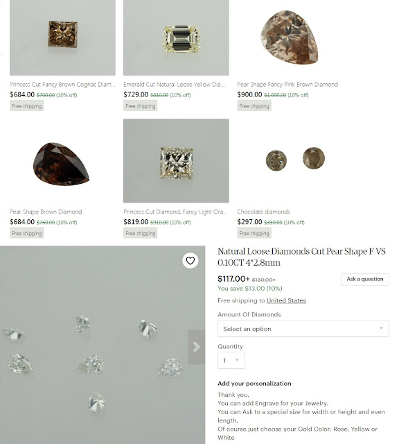 Buying Loose Diamonds Cheap