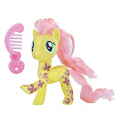 MLP Pony Friends Singles Fluttershy Brushable Pony