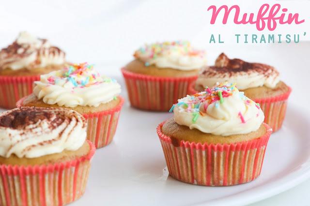 [I love food] Cupcakes al Tiramisù per principianti (come me)