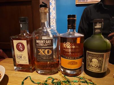 Paladar, rum, Woodmere, Mount Gay, Erie Islands, Ohio, cocktails