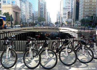 São Paulo de Bike - Pedalarte
