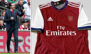 arsenal adidas kit for next season
