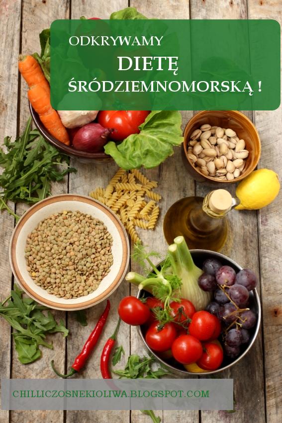 dieta srodziemnomorska w Polsce jak stosowac