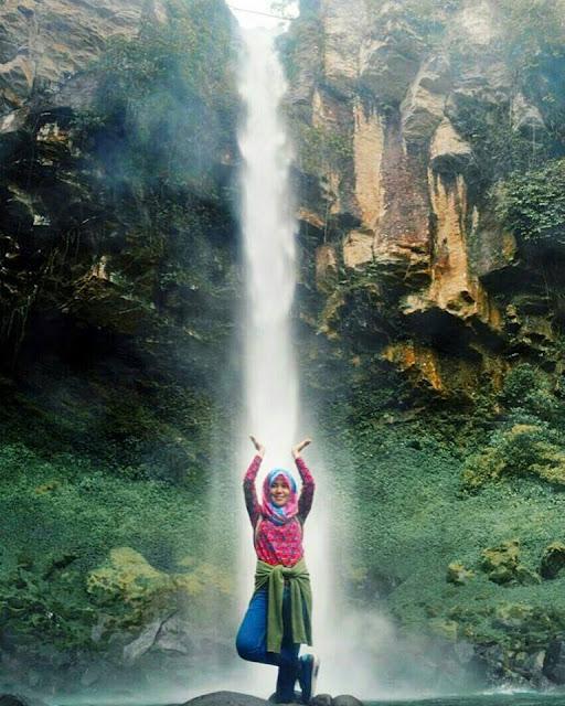 Rute Perjalanan Ke Air Terjun Putri Malu