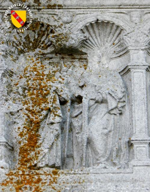 VAUDEMONT (54) - Eglise Saint-Gengoult (XVIIIe siècle)