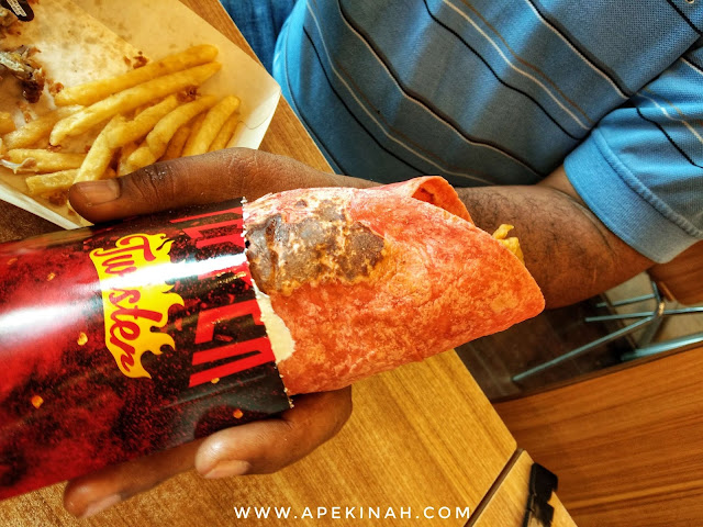 Berhantu Ke KFC Ghost Pepper Ni?