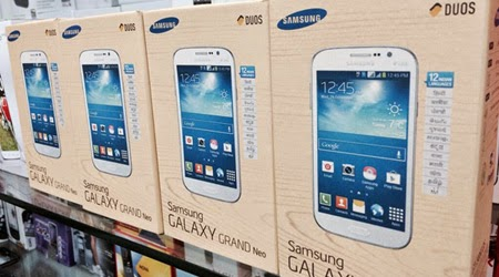 Samsung Galaxy Neo is not as special as the Grand predecessor
