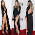 ChrissyTeigen apologizes for exposing her privates when she suffered wardrobe malfunction at the AMA 2016 (18+)