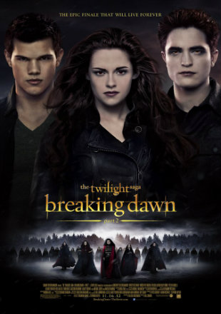 The Twilight Saga Part 2 2012 Dual Audio BRRip 720p