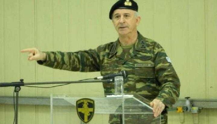 Ζιαζιάς για τον Κρητικό αλεξιπτωτιστή: «Είναι ο καταδρομέας που θέλει κάθε διοικητής»