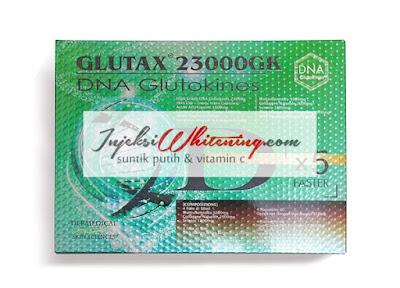 Glutax 23000GK, Glutax 23000GK DNA, Glutax 23000GK DNA Glutokines, Glutax injeksi, Glutax 23000GK injection, Glutax 23000GK DNA Glutokines Harga Murah