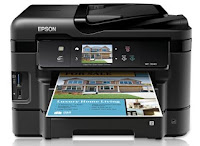 Epson WorkForce WF-3540 Driver (Windows & Mac OS X 10. Series)