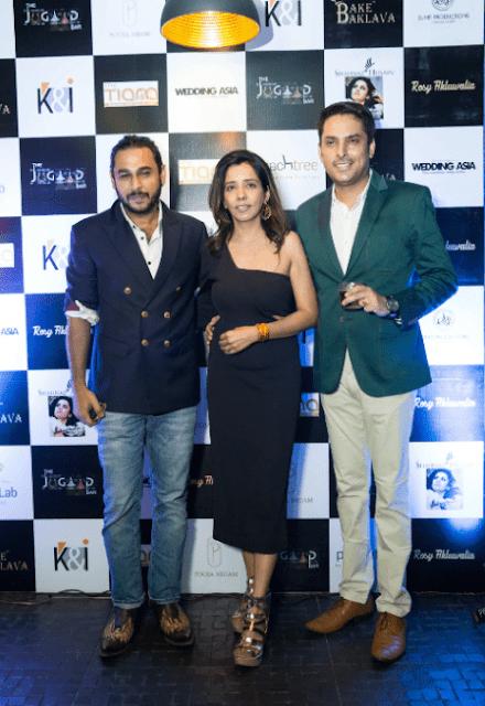 Vipul Amar & Rosy Ahluwalia & Shikar Siddharth