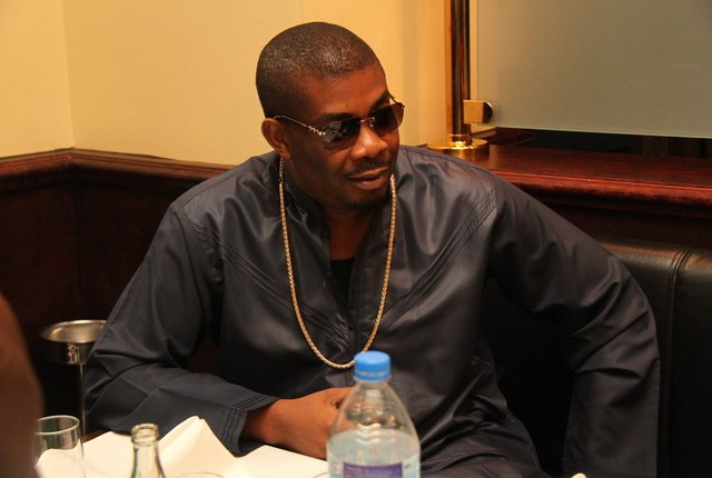 Don Jazzy opens up about her wedding, and reveals when