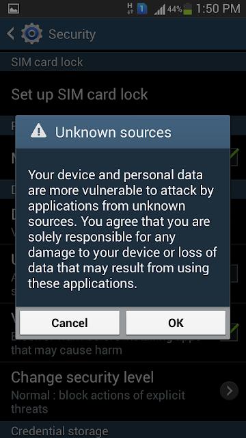 كيف تقوم بتنصيب تطبيقات من خارج متجر Google Play