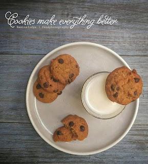 Resep Gluten Free Choco Chips Cookies Ala Rumahan By @rantie_fidya