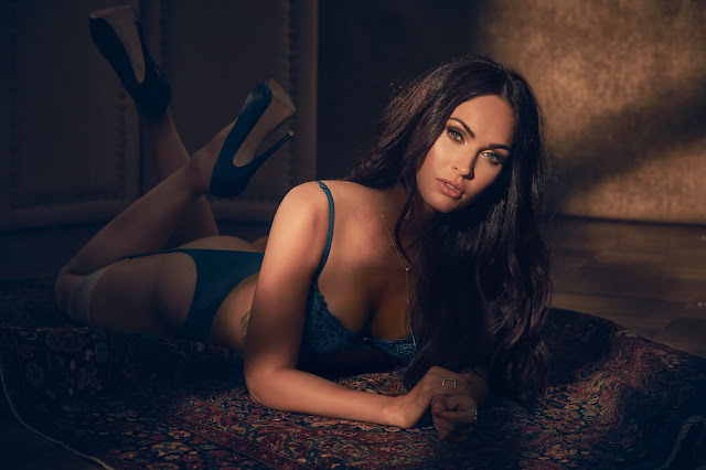 Megan Fox Features in New Fredrick's of Hollywood  Night Queen  Ad Campaign