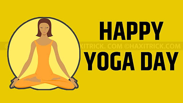 Happy International Yoga Day 2020 Photo Pic wallpaper