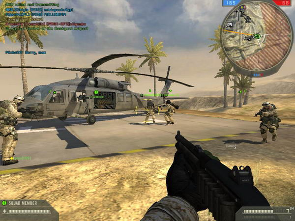 Free Download Game Battlefield 2 Master Gamedush