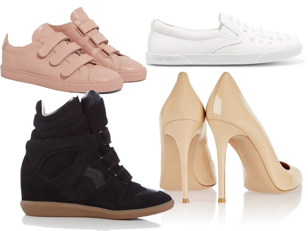My shoe wishlist