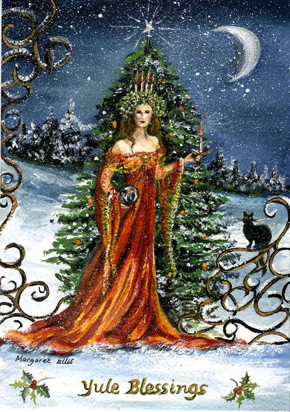 Pagan Is Us: Yule/Winter Solstice