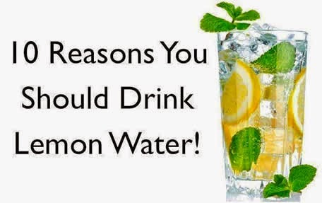 10 ReasonsYou Should Be Drinking Lemon Water  In Summer