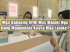 There are about 2.2 million overseas Filipino workers (OFWs) deployed worldwide, 57% of them are women. A digital money transfer company conducted a study conducted which shows that female OFWs are sending more remittance compared to male OFWs, most of which are intended to support children's education.  The study, which involves more than 1,000 Filipino participants, reveals that 92% of female OFW respondents regard education as the priority for sending money to the Philippines. Moreover, 72 % of female OFWs are also found supporting the education expenses of those outside of their immediate family.Advertisement         Sponsored Links          72% of female OFWs send remittances for their support on the education of more children even those who do not belong to their own family circle.     While many OFWs normally support 1-3 students, female OFWs has 5-6.    The study said that OFWs allocate a large chunk of their remittances for sending their children to school and have a quality education. OFW women send 2% more than men do.    It could be because women who are working abroad are mostly domestic helpers and they don't want their kids to experience the same.  The OFWs working in a foreign household, who are mostly women, is said to be more vulnerable and prone to abuse and maltreatment.  Nevertheless, the Philippine economy remains stable because of these remittances.     However, the data is not released to despise or degrade OFW men because all the OFWs contributions are equally significant to the country from the remittances they religiously send to their families back home.          READ MORE: Can A Family Of Five Survive With P10K Income In A Month?    How Filipinos Can Get Free Oman Visa?    Do You Know The Effects Of Too Much Bad News To Your Body?    Authorized Travel Agency To Process Temporary Visa Bound to South Korea    Who Can Skip Online Appointment And Use The DFA Courtesy Lane For Passport Processing?