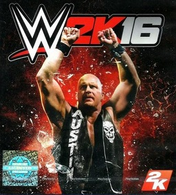 game ps4 wwe 2k16 smackdown