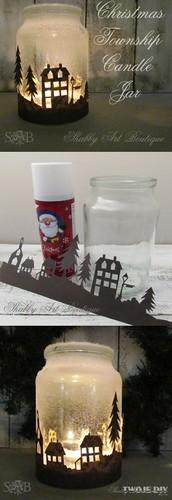 Esta Navidad recicla tus botes y botellas