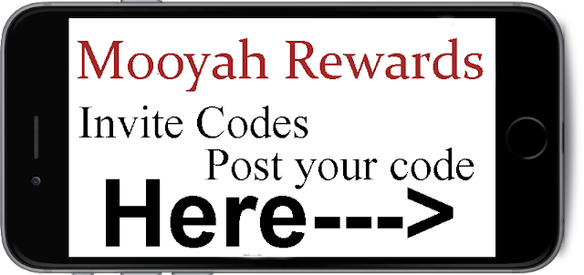 Mooyah Rewards App Invite Codes 2016-2017, Mooyah Rewards Referral Codes, Mooyah Rewards Mobile Android and Iphone